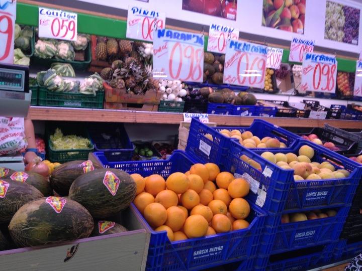 España solicita a la Unión Europea 288 millones de euros para 2018 en el marco de régimen de las ayudas de frutas yhortalizas