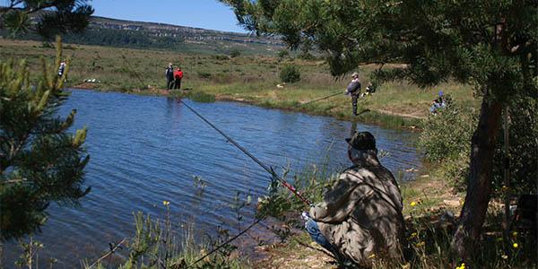 piscícola, pesca, caza, licencias, jcyl, castilla león, fomento, medio ambiente