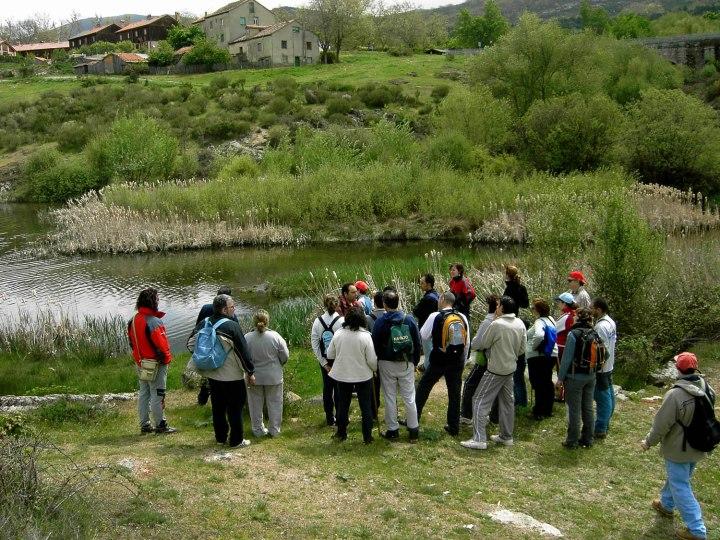 """""""Los paisajes del agua"""" recorrerá las orillas del ríoEresma"""