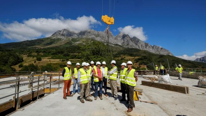 El Centro de Visitantes de los Picos de Europa abrirá sus puertas para conmemorar el centenario del ParqueNacional