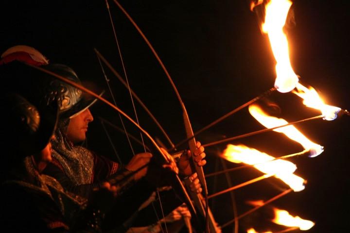 """Medina del Campo """"celebra"""" con una gran fiesta la quema de su villa por las tropas de CarlosV"""