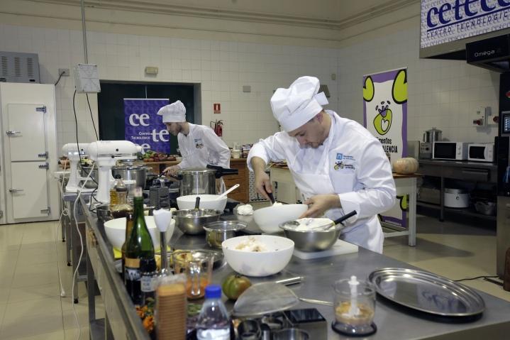 El III Concurso Nacional de Jóvenes Cocineros 'Alimentos de Palencia', en busca de creatividad y talento culinario mientras promociona la marca decalidad