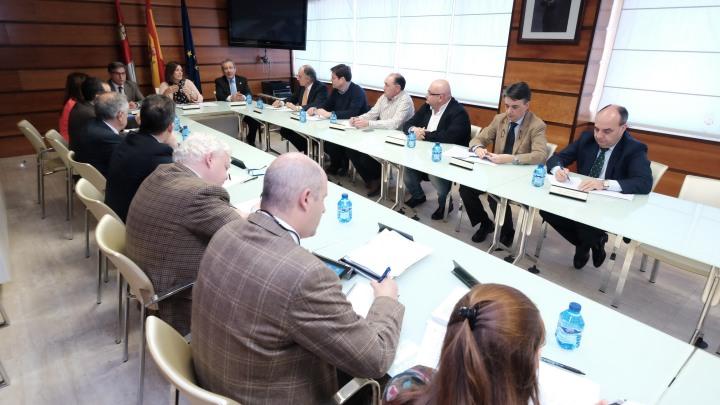 La Junta de Castilla y León constituye el Comité de CooperativismoAgrario