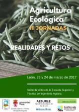 Cartel Jornadas Agricultura Ecológica.tamaño grande (500x500)