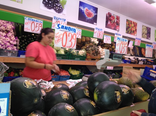 fruta ofertas