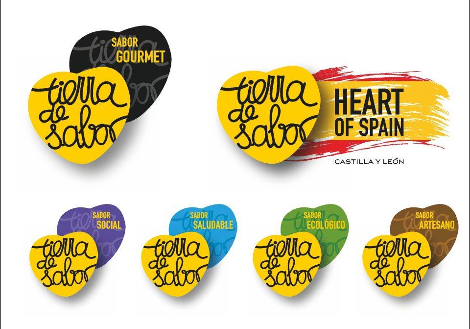 tierra de sabor, corazón, saludable, sabor gourmet, heart of spain, artesano, ecológico, castilla león, junta castilla león