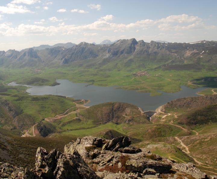La reserva hidráulica española se encuentra al 37 por ciento de sucapacidad