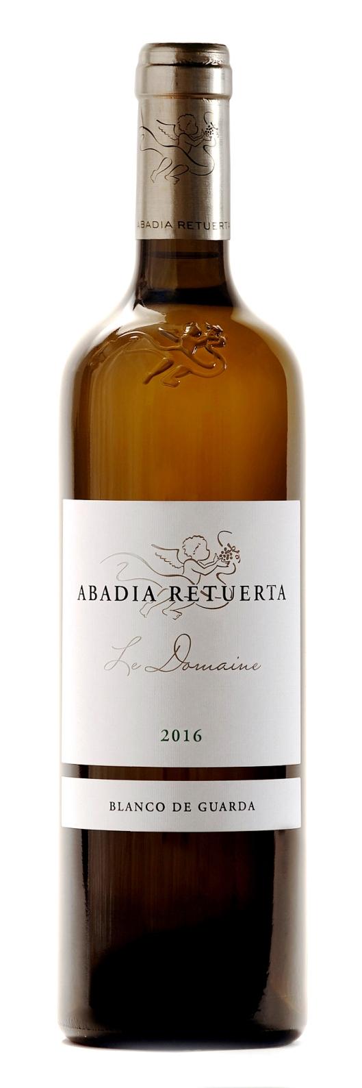 abadía retreta, vino blanco, le domaine, vino, cosecha, 2016, rueda,