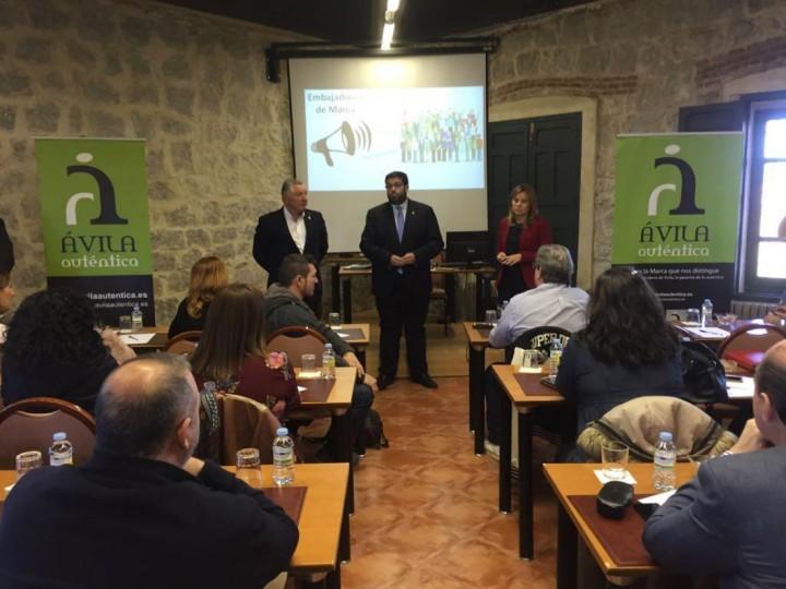 Ávila Auténtica promocionó los productos abulenses en más de diez ferias y mercados celebrados en laprovincia