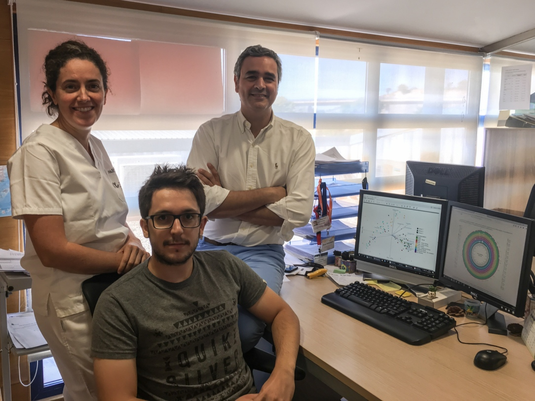 investigadores_area_de_microbiologia