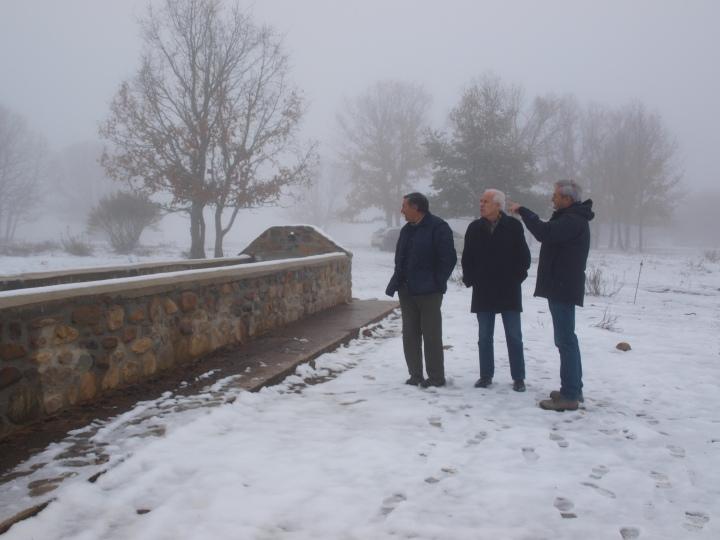 Más de 123.000 euros a garantizar el suministro de agua a las explotaciones extensivas ganaderas dePalencia