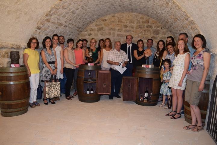 La Ruta del Vino Cigales presenta en FITUR 'Entre Piedras yLagares'
