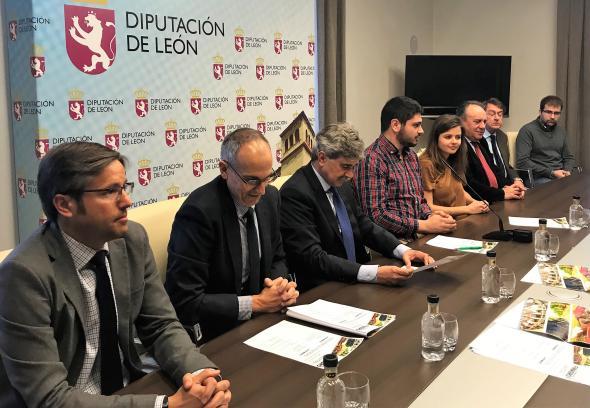 Este fin de semana León acoge la Primera Feria de Innovación Agroganadera y Alimentaria organizada por la Escuela de Ingeniería Agraria yForestal