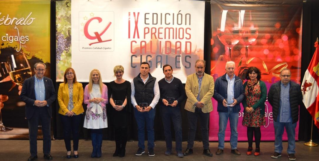 Entrega Premios Calidad Cigales_