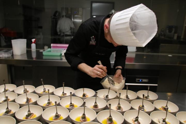 50 cocineros de Castilla y León competirán por el mejor pincho de laregión
