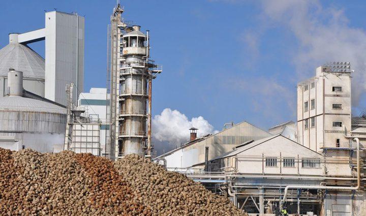 Azucarera recoge 160.000 toneladas de remolacha líquida en el ecuador de la campaña de LaBañeza