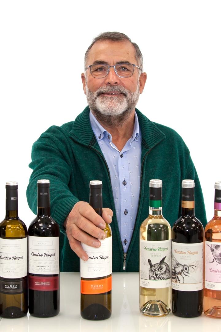 """""""La cooperativa nos representa a todos los viticultores y su vez cada uno somo embajadores labodega"""""""