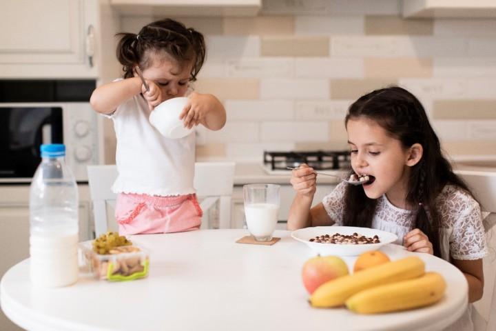 Ocho razones saludables para beber leche deoveja