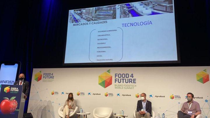 Castilla y León muestra su potencial en innovación alimentaria en el evento Food 4Future